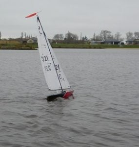 Handicap Series 5 @ Lake Pegasus